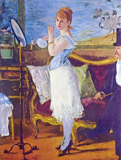Édouard Manet Nana
