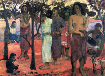 Paul Gauguin Nava Nava Mehana