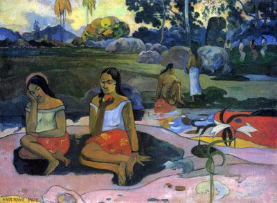 Paul Gauguin Nave Nave Moe