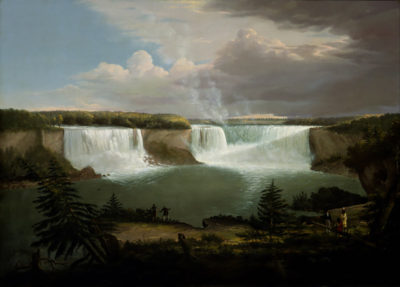 Alvan Fisher Niagra Falls