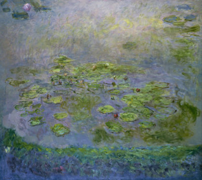 Claude Monet Nympheas (Waterlilies)