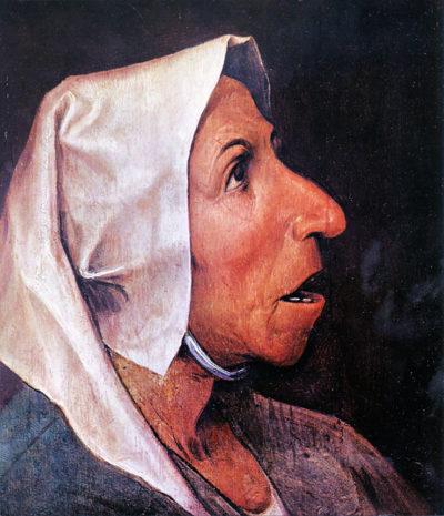 Pieter Bruegel Old Farmer