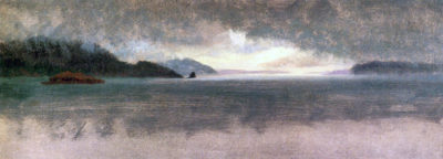 Albert Bierstadt Pacific Northwest