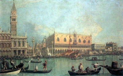 Canaletto Palazzo Ducale