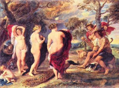 Peter Paul Rubens Paris
