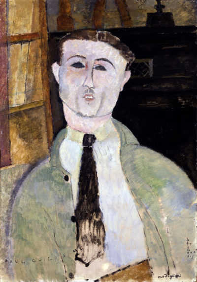 Amedeo Clemente Modigliani Paul Guillaume