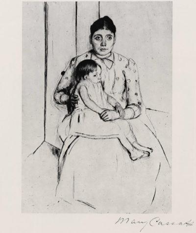 Mary Cassatt Peace