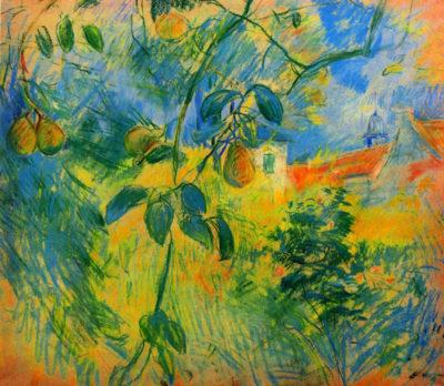 Berthe Morisot Pears