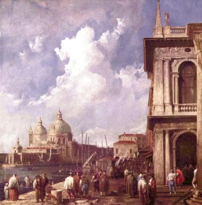 Canaletto Piazza in Venice