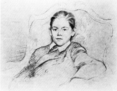 Mary Cassatt Portrait Herbert Jacoby
