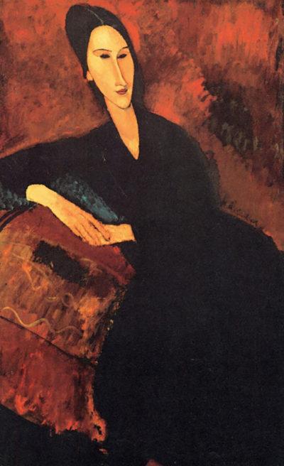 Amedeo Clemente Modigliani Portrait of Anna Zborowska