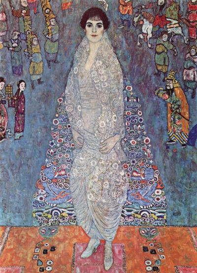 Gustav Klimt Portrait of Baroness Elisabeth Bachofen