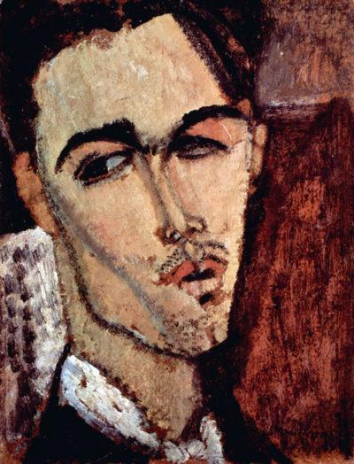 Amedeo Clemente Modigliani Portrait of Celso Laga