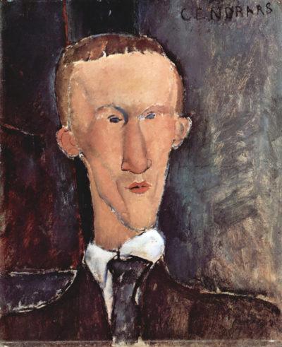 Amedeo Clemente Modigliani Portrait of Cendras