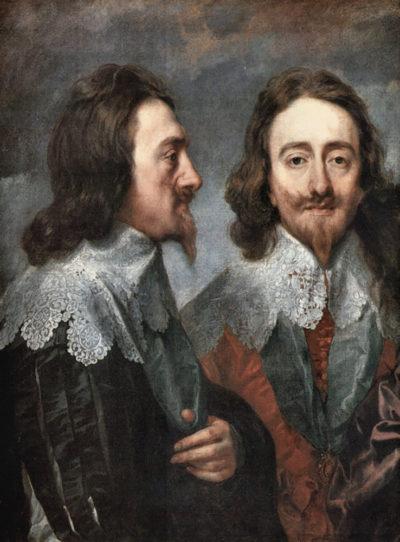 Antoon van Dyck Portrait of Charles I
