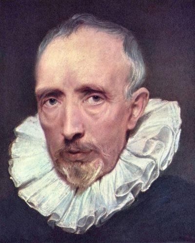 Antoon van Dyck Portrait of Cornelius van der Geest