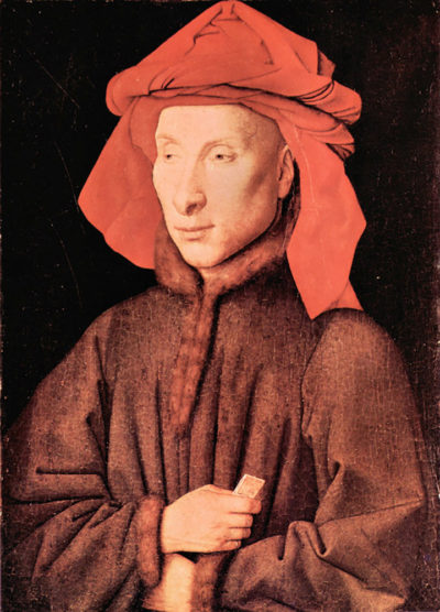 Jan van Eyck Portrait of Giovanni Arnolfini