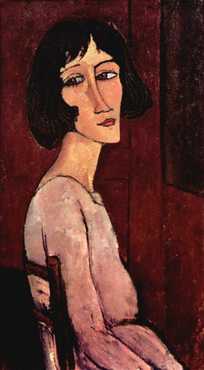 Amedeo Clemente Modigliani Portrait of Margarita