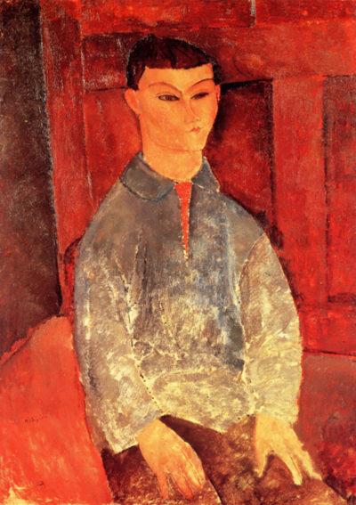 Amedeo Clemente Modigliani Portrait of Moise Kisling