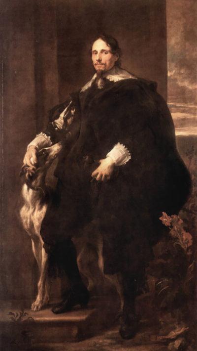 Antoon van Dyck Portrait of Philippe Le Roy