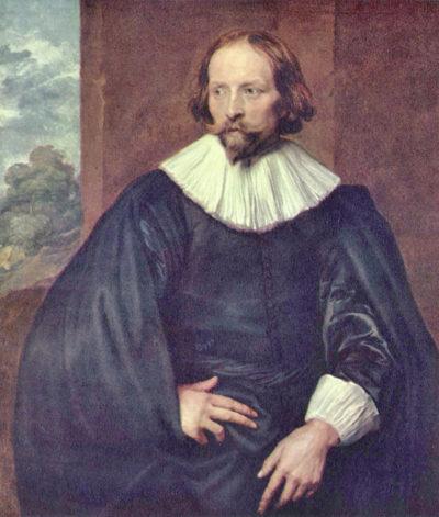 Antoon van Dyck Portrait of Quintijn Simons