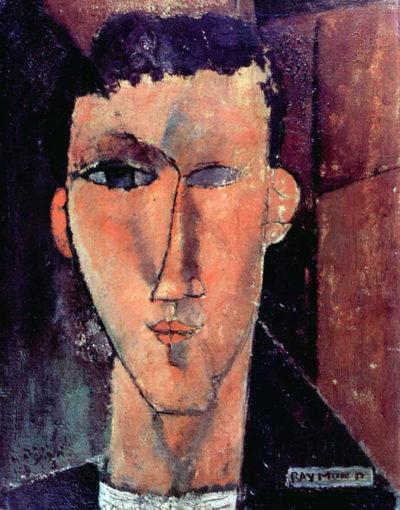 Amedeo Clemente Modigliani Portrait of Raymond