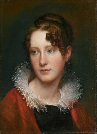 Rembrandt Peale Portrait of Rosalba Peale