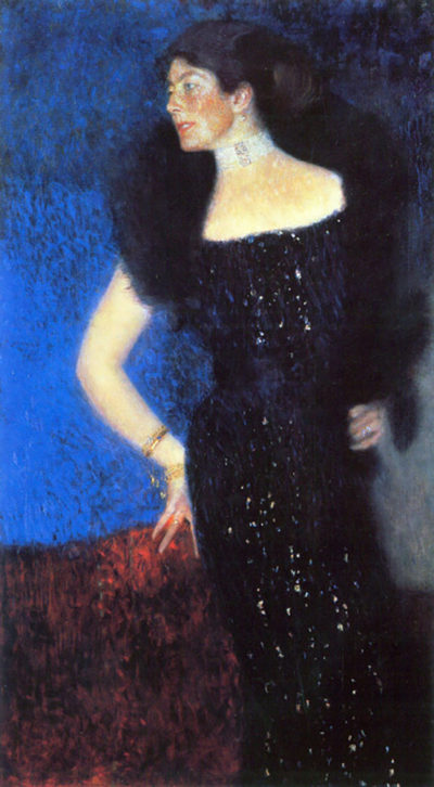 Gustav Klimt Portrait of Rose von Rosthorn-Friedmann