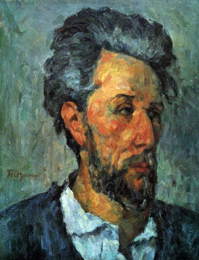 Paul Cézanne Portrait of Victor Chocquet