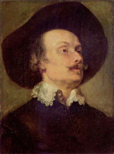 Antoon van Dyck Portrait of a Man