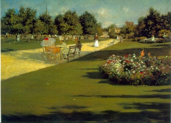 William Merritt Chase Prospect Park