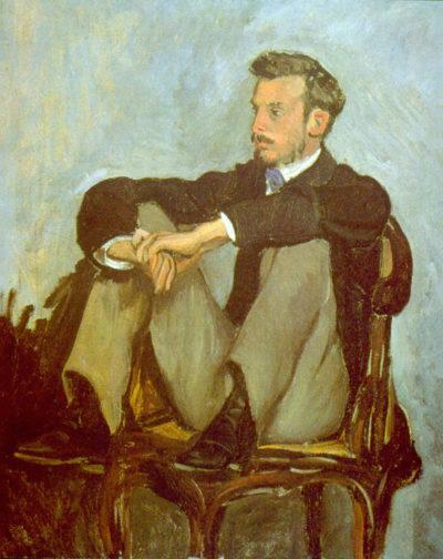 Frédéric Bazille Renoir