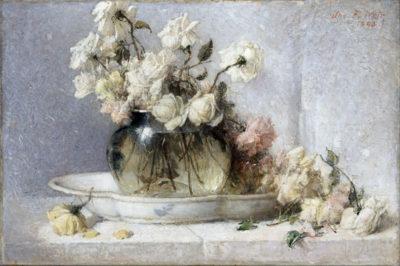 John Ferguson Weir Roses