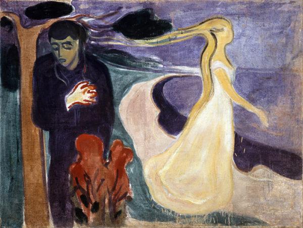 Edvard Munch Separation