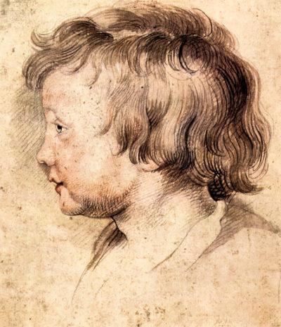 Peter Paul Rubens Son Albert