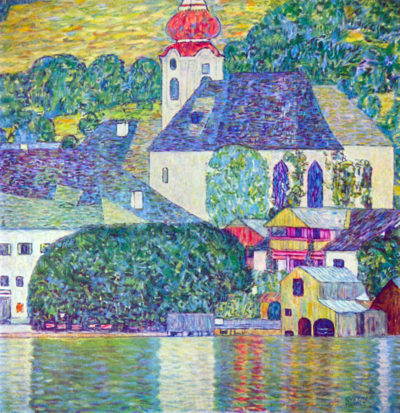 Gustav Klimt St. Wolfgang Church
