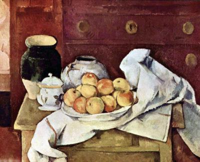 Paul Cézanne Still Life