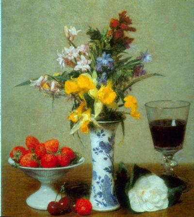 Henri Fantin-Latour Still Life