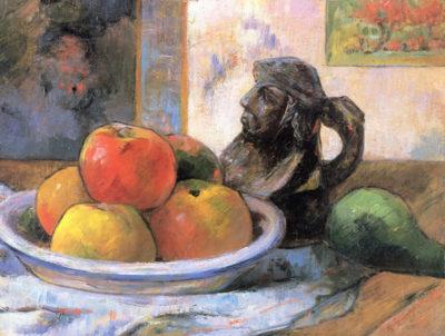 Paul Gauguin Still Life with Apples