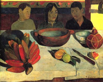 Paul Gauguin Still Life with Banana