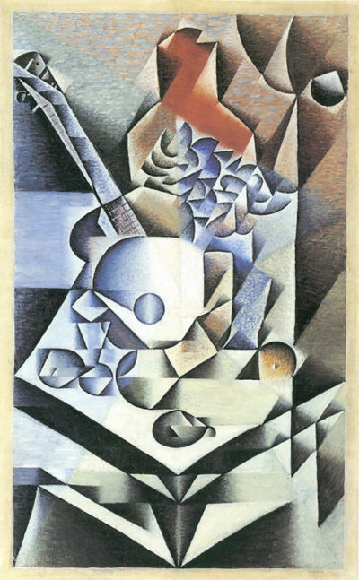 Juan Gris Still Life with Flowers