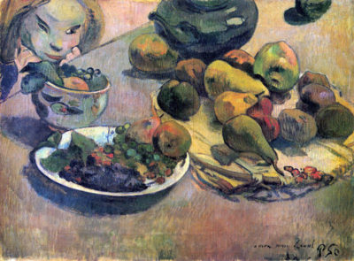 Paul Gauguin Still Life with Fruit