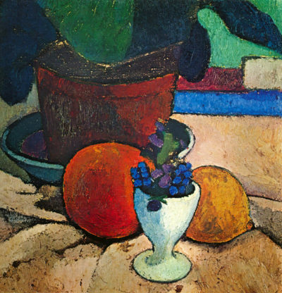 Paula-Modersohn-Becker Still Life with lemon