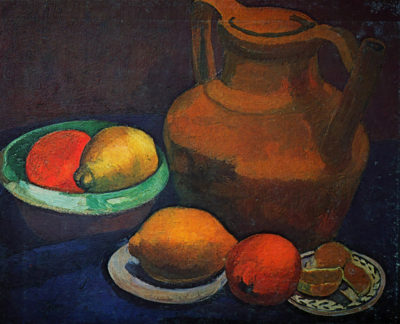 Paula Modersohn-Becker Still Life with tank
