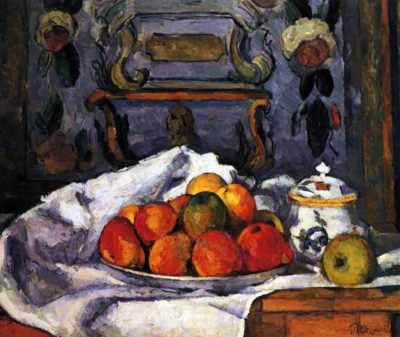 Paul Cézanne Still life
