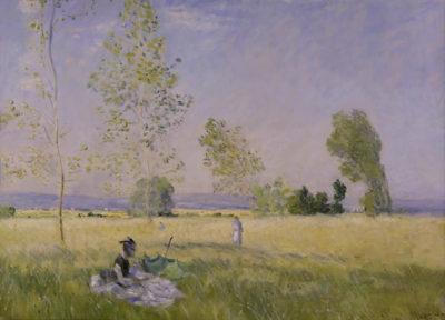 Claude Monet Summer