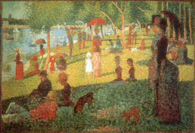 George Seurat Sunday Afternoon
