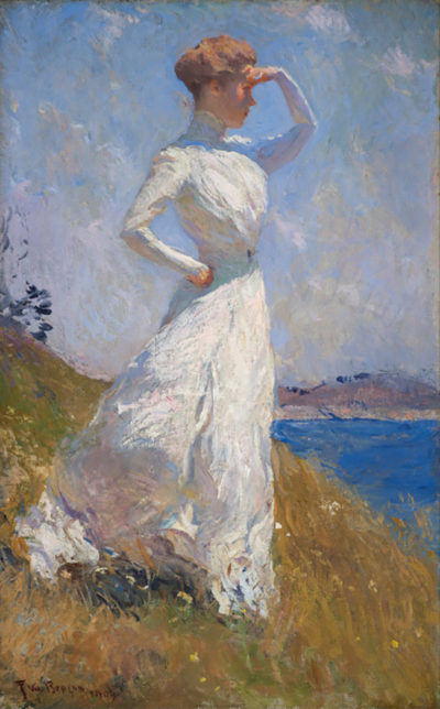 Frank Weston Benson Sunlight