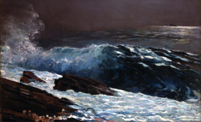 Winslow Homer Sunlight on the Coast