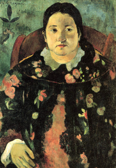 Paul Gauguin Suzanne Bumbridge